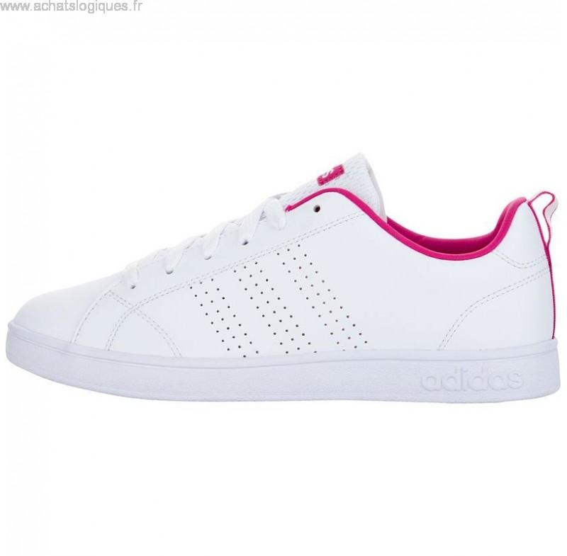 basket adidas neo femme pas cher