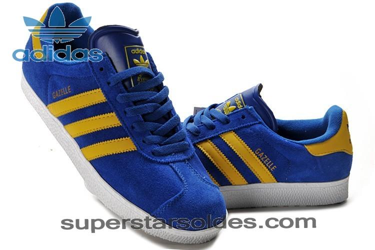adidas gazelle bleu homme