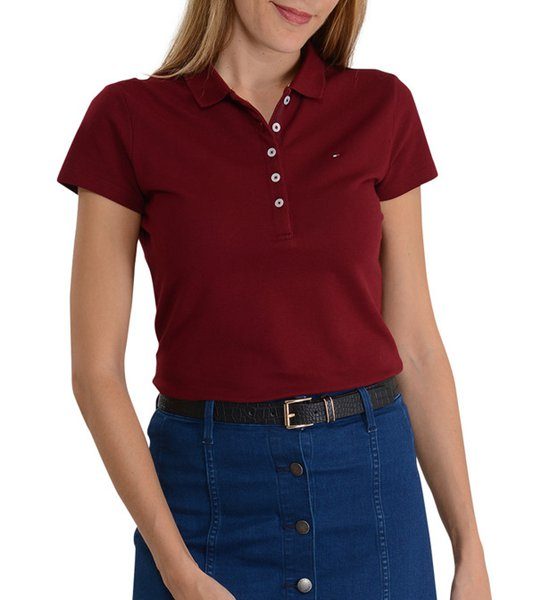 polo femme tommy hilfiger